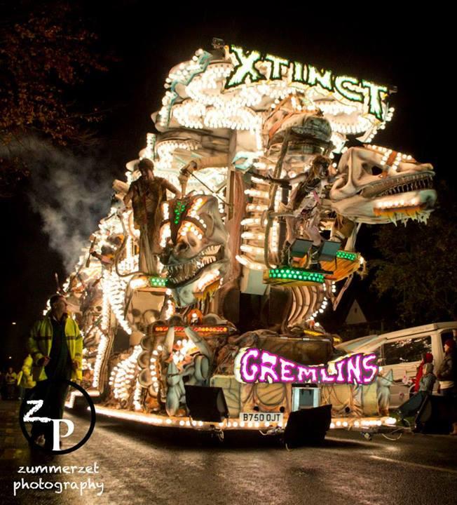 Gremlins CC Xtinct 3 2013